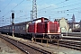 "MaK 1000039 - DB ""211 021-1"" 09.04.1979 Nürnberg,Hauptbahnhof [D] Andreas Schmidt"
