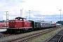 """MaK 1000041 - DB Regio """"211 023-7"""" 16.06.2001 - Hof, HauptbahnhofWerner Brutzer"""