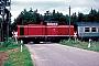 """MaK 1000041 - DB """"211 023-7"""" 02.09.1986 - bei Petersaurach Werner Brutzer"""