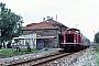 """MaK 1000041 - DB """"211 023-7"""" 02.06.1986 - NeuendettelsauWerner Brutzer"""