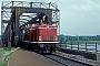 """MaK 1000042 - DB """"211 024-5"""" 01.06.1984 - Wörth (Rhein), Haltepunkt MaximiliansauWerner Brutzer"""