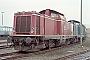 "MaK 1000042 - DB AG ""211 024-5"" 18.04.1998 - Hof, BahnbetriebswerkHeiko Müller"