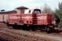 "MaK 1000045 - OHE ""120052"" 26.04.1994 - BeckedorfBurkhard Heine"