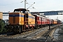 """MaK 1000055 - WBHE """"V 17"""" 04.09.1982 - Herne, Wanne Eickel WesthafenMichael Hafenrichter"""