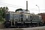 "MaK 1000060 - WLE ""VL 0642"" 16.08.1978 - Beckum OstLudger Kenning"