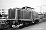 "MaK 1000062 - DB ""211 044-3"" 25.09.1975 Korntal,Bahnhof [D] Stefan Motz"
