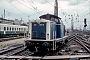 "MaK 1000063 - DB AG ""211 045-0"" 18.09.1996 - Frankfurt (Main), HauptbahnhofMartin Welzel"
