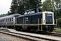 """MaK 1000064 - DB """"211 046-8"""" 21.06.1990 - SpiegelauHeinrich Hölscher"""