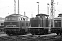 "MaK 1000067 - DB ""211 049-2"" 15.04.1978 Köln,BahnbetriebswerkBbf [D] Michael Hafenrichter"