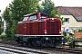 "MaK 1000072 - ELV ""211 054-2"" 26.08.2012 - Soltau, BahnhofErik Körschenhausen"