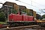 """MaK 1000072 - ELV """"211 054-2"""" 14.08.2014 Kiel,Hauptbahnhof [D] Berthold Hertzfeldt"""