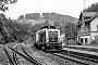 "MaK 1000074 - DB ""211 056-7"" 11.07.1989 - Gräfenberg, BahnhofMalte Werning"