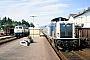 """MaK 1000074 - DB """"211 056-7"""" 11.07.1988 Deggendorf,Bahnhof [D] Stefan Motz"""