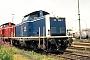 "MaK 1000074 - DB AG ""211 056-7"" 12.07.1997 - Hof, BahnbetriebswerkWerner Brutzer"