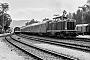 """MaK 1000079 - DB """"211 061-7"""" 21.07.1989 Zwiesel,Bahnhof [D] Malte Werning"""