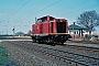 """MaK 1000082 - DB """"211 064-1"""" 16.04.1982 - TroisdorfWerner Brutzer"""