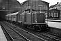 "MaK 1000086 - DB ""V 100 1068"" 23.05.1968 Hamburg-Altona,Bahnhof [D] Helmut Philipp"