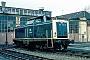 """MaK 1000088 - DB """"211 070-8"""" 08.04.1985 - Tübingen, BahnbetriebswerkWerner Brutzer"""