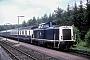 """MaK 1000092 - DB """"211 074-0"""" 23.07.1987 Trossingen [D] Werner Brutzer"""