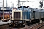 "MaK 1000093 - DB ""211 075-7"" 02.04.1979 Bielefeld,Hauptbahnhof [D] Andreas Schmidt"