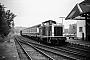 "MaK 1000095 - DB ""211 077-3"" 24.07.1989 Sande,Bahnhof [D] Malte Werning"