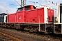 "MaK 1000097 - DB AG ""211 079-9"" __.10.1997 - Hagen-Eckesey, BahnbetriebswerkMathias Bootz"