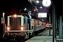 """MaK 1000106 - DB """"211 088-0"""" 17.12.1990 Paderborn,Hauptbahnhof [D] Andreas Schmidt"""