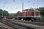 "MaK 1000109 - DB ""211 091-4"" 27.06.1986 - HeilbronnWerner Brutzer"