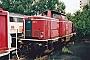 """MaK 1000115 - DB AG """"211 097-1"""" 22.07.1995 - Braunschweig, BahnbetriebswerkBart Donker"""