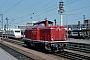 "MaK 1000115 - DB ""211 097-1"" 16.05.1992 Hannover,Hauptbahnhof [D] Andreas Schmidt"