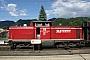 """MaK 1000118 - SLB """"V 86"""" 25.05.2012 Golling-Abtenau [A] Thomas Wohlfarth"""