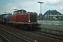 """MaK 1000118 - DB """"V 100 1100"""" __.__.1978 - DelmenhorstBernd Spille"""
