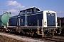 MaK 1000123 - On Rail 21.11.1990 - Moers, MaKTomke Scheel