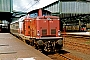"MaK 1000128 - DB ""211 110-2"" 18.06.1984 - Duisburg, HauptbahnhofMalte Werning"