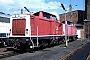"""MaK 1000135 - DB Cargo """"212 005-3"""" 08.04.2001 Osnabrück,Bahnbetriebswerk [D] Werner Brutzer"""