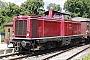 """MaK 1000137 - SEMB """"212 007-9"""" 26.07.2015 Essen-Kupferdreh,Hespertalbahn [D] Patrick Paulsen"""