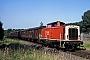 """MaK 1000137 - DB """"212 007-9"""" 01.07.1993 Kiel-Meimersdorf [D] Tomke Scheel"""