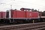 """MaK 1000138 - DB AG """"212 008-7"""" 07.09.1997 - Seelze, BahnbetriebswerkWerner Brutzer"""