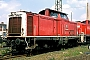 "MaK 1000139 - DB AG ""212 009-5"" 01.08.1998 Hildesheim [D] Werner Brutzer"