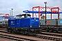 "MaK 1000139 - HBC ""212 009-5"" 23.09.2015 Hamburg-Waltershof [D] Berthold Hertzfeldt"
