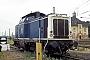 """MaK 1000140 - DB """"212 010-3"""" 14.07.1991 Seelze,Bahnbetriebswerk [D] Werner Brutzer"""