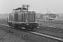 """MaK 1000145 - DB """"V 100 2015"""" __.__.1962 - UelzenWilhelm Lehmker (Archiv Christoph und Burkhard Beyer)"""