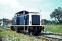"""MaK 1000150 - DB """"212 020-2"""" 25.06.1989 - WeilheimWerner Brutzer"""