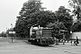 "MaK 1000156 - OHE ""120054"" 29.07.1983 - Celle. Bahnhof Celle VorstadtChristoph Beyer"
