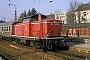 "MaK 1000159 - DB ""212 023-6"" 19.02.1984 Iserlohn [D] Werner Brutzer"
