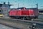 """MaK 1000159 - DB """"212 023-6"""" 15.04.1982 Münster,Hauptbahnhof [D] Werner Brutzer"""