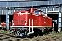 "MaK 1000159 - DB Cargo ""212 023-6"" 25.08.2001 Gießen [D] Werner Brutzer"