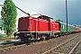 "MaK 1000159 - DB Cargo ""212 023-6"" 08.09.2001 - Bremen-Sebaldsbrück, FahrzeuginstandhaltungswerkJens Vollertsen"