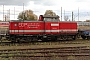 "MaK 1000160 - EGP ""212 024-4"" 27.10.2012 Wittenberge,SFW [D] Patrick Bock"