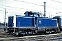 "MaK 1000161 - DB ""212 025-1"" 07.07.1987 Bielefeld [D] Werner Brutzer"